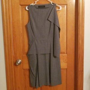NWT! Beautiful Thakoon Gray Pocket Dress!